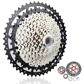 Road Bike Freewheel 11-40/42/46/50/52T 9/10/11/12S Steel Speed ​ image