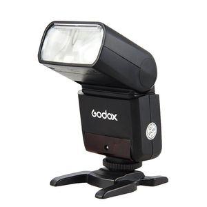 Image 4 - Godox TT350N 2.4 جرام HSS 1/8000s i TTL GN36 فلاش كاميرا Speedlite + X1T N الزناد الارسال لنيكون SLR كاميرا رقمية