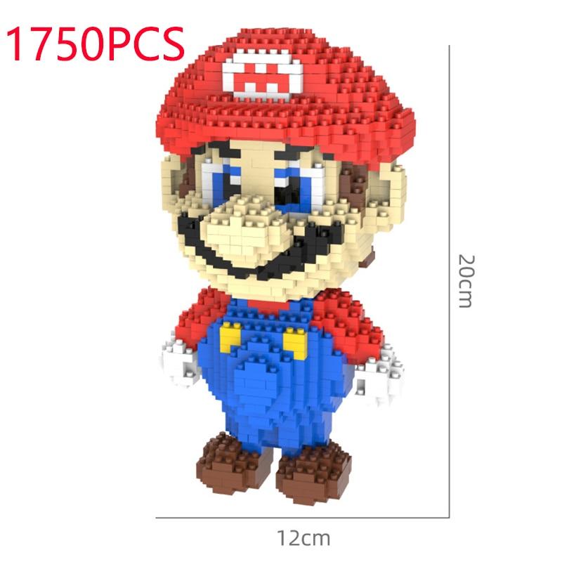 Super Mario Bros Micro Building Blocks 9