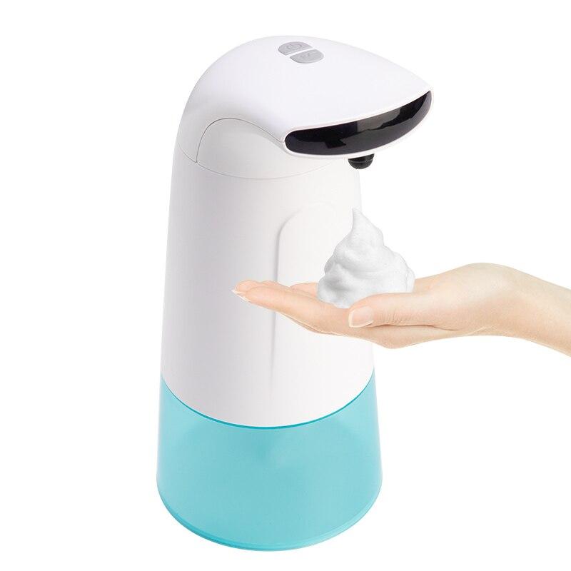 Foam Liquid Dispenser Automatic Soap Dispenser Sensor Touchless Hand Washer Soap Dispenser Pump For Smart Home