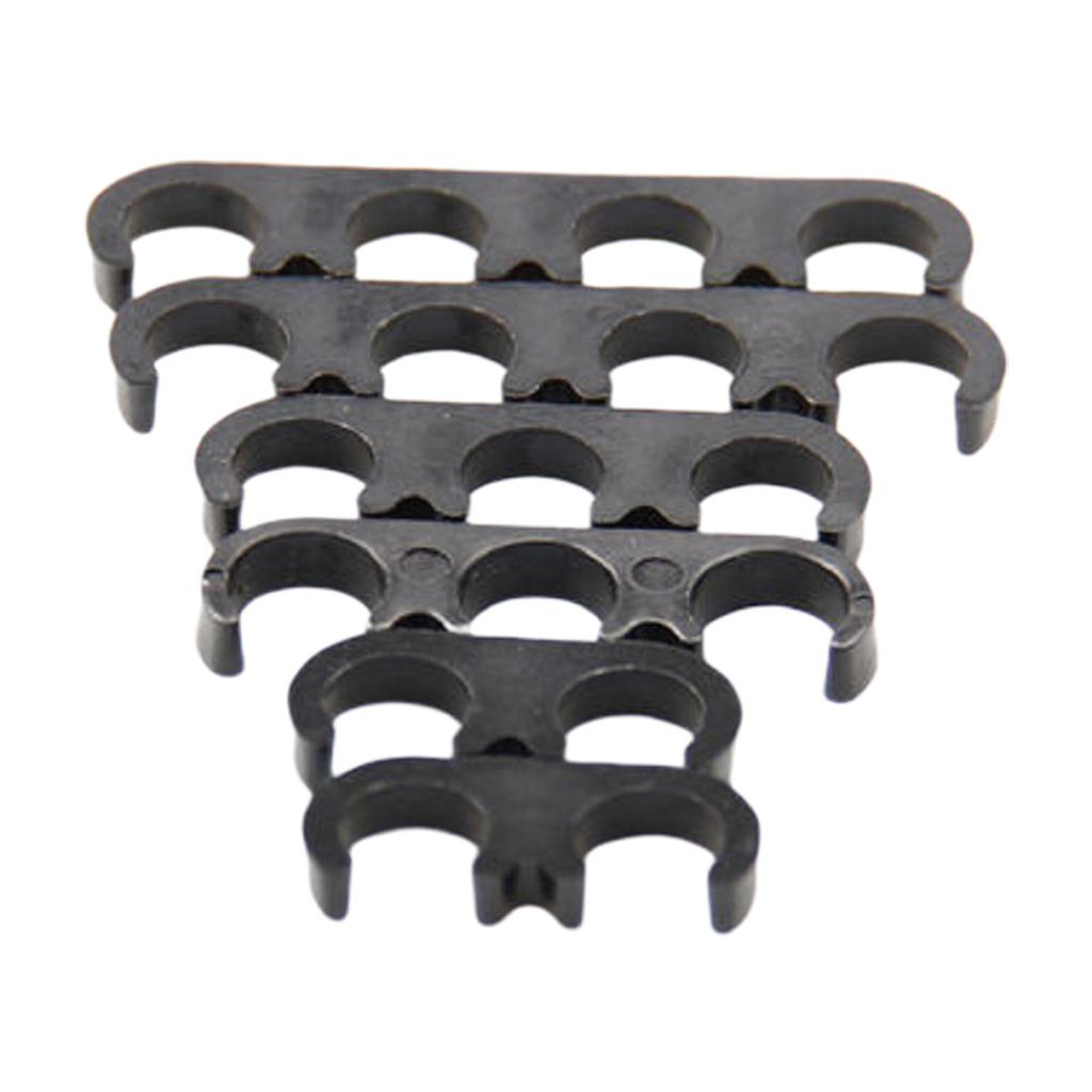 6Packs New Plastic Spark Plug Wire Separators Set 7mm 8mm 9mm For Chevy Ford