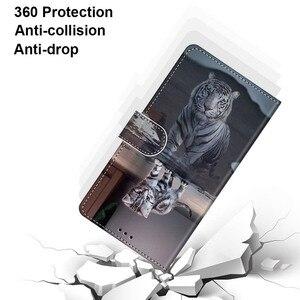 Image 5 - Dla Oppo A53S A32 A15 A15S A11 A11X przypadku skóra miękka telefon etui na Oppo A5 A9 A33 A53 4G 2020 pokrywa Coque etui z klapką zderzak książki