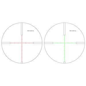 Image 4 - ベクトル光学Gen2 sentinel 8 32x50 戦術的なライフルスコープ望遠鏡視力のためのマークリングハニカムサンシェードとフォックス鹿狩猟