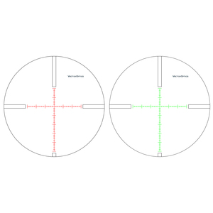 Image 4 - Vector Optics Gen2 Sentinel 8 32x50 Tactical Rifle Scope Telescopic Sight with Mark Ring Honeycomb Sunshade for Fox Deer Hunting