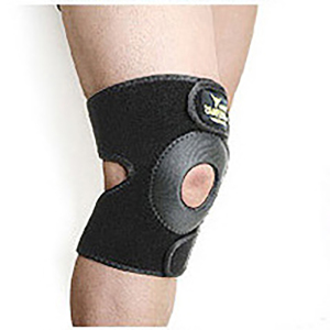 Outdoor mountaineering knee pa