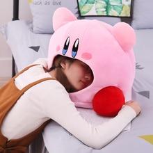 Cartoon Stuffed Plush Animal Headgear Pillow for Sleeping Office Nap or Pet House,Shark Toys Cushion Doll