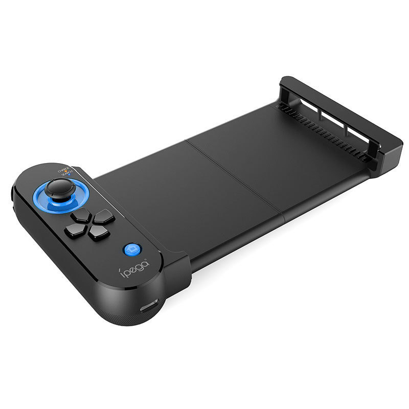 Ipega Pg-9120 One-Handed Stretchable Game Controller Gamepad Wireless Joystick Console Game With Telescopic Holder For Smart Tv/