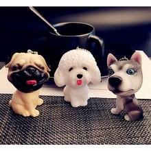 Cute husky pug puppy подвеска брелок сумка кошелек Подвески