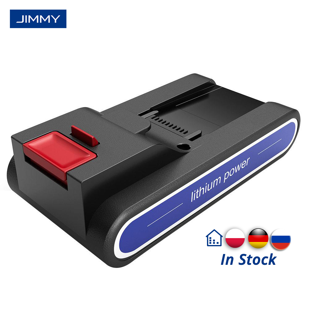 Original Battery Pack For Xiaomi JIMMY JV83 Handheld Cordless Vacuum Cleaner JV83 Dust Collector
