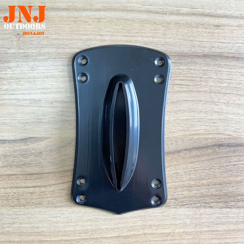 two usa box connection for hydrofoil made by aluminum