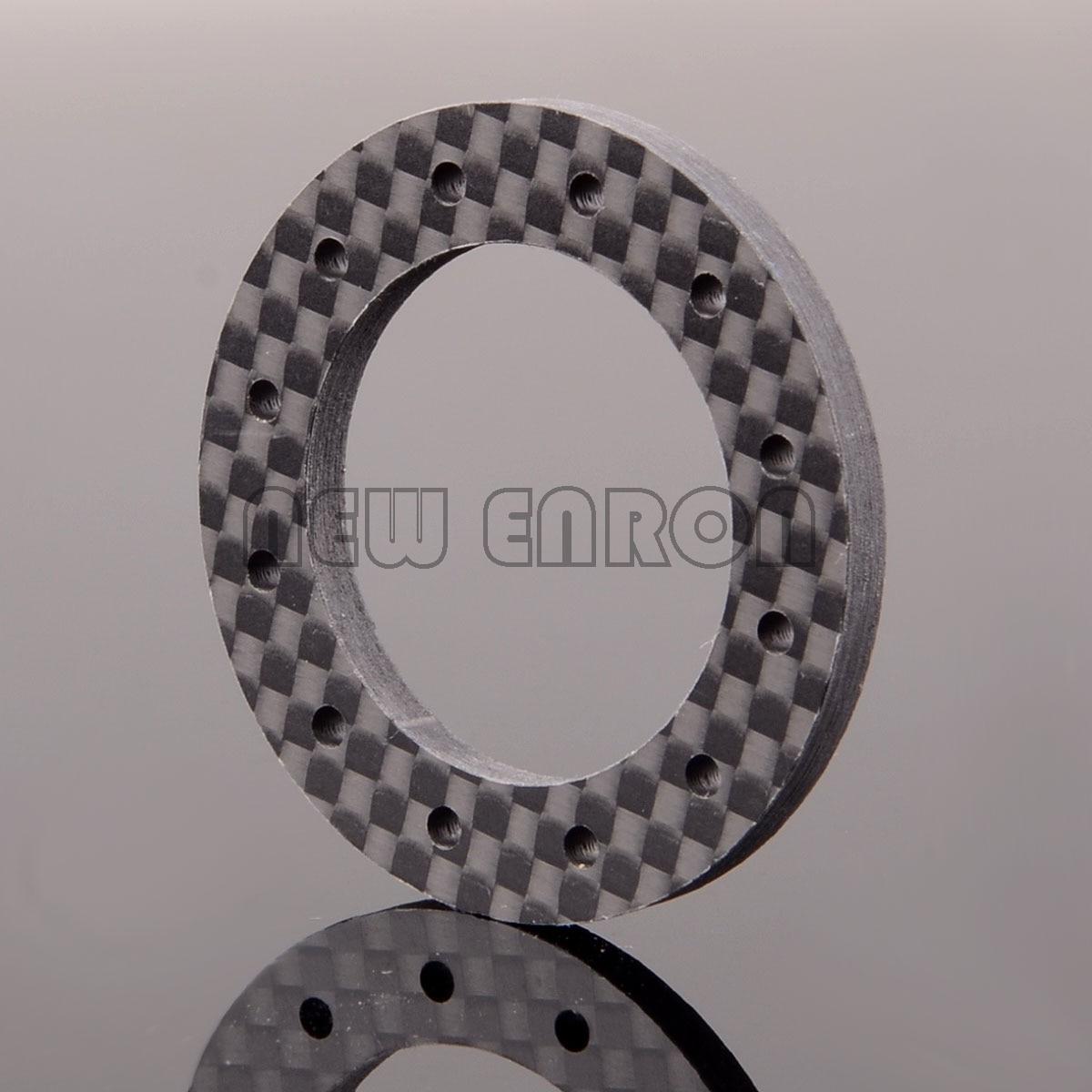 NEW ENRON 1pc Carbon Fiber Slipper Clutch Pad 3MM Fit For 1/10 Traxxas REVO E-REVO SUMMIT SLASH 4X4 T-Maxx E-Maxx 5352 5352X