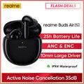 TWS-наушники realme Buds Air Pro с активным шумоподавлением и поддержкой Bluetooth 5,0, 10 мм