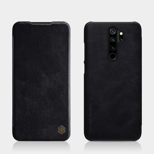 Image 2 - を Xiaomi Redmi Note 8 プロフリップケース Nillkin 秦ヴィンテージ革フリップカバーカードポケット財布 Redmi note8 電話バッグ