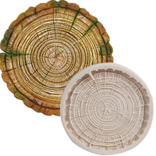 Plunger-Cutter Flower-Mold Sugar-Craft Cake-Decorating Fondant Biscuit Stump Tree