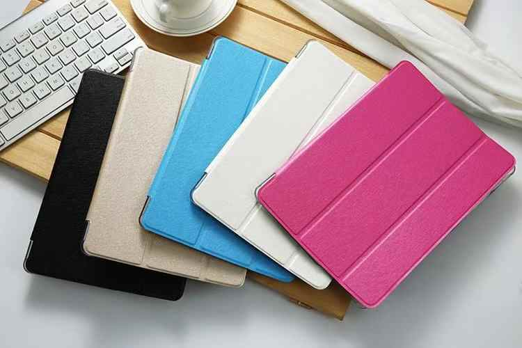 Ultra Slim Smart Flip Stand Pu Leather Cover Case Voor Tablet 11.6 Inch En 10.1Inch