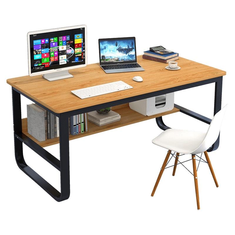 Desk Computer Desk Desktop Double Simple Desk Home Student Writing Desk Simple Modern Small Table Bedroom