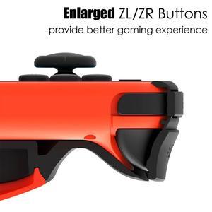 Image 5 - Skull & Co. Gripcase Beschermhoes Cover Shell Met Vervangbare Grips Voor Nintendo Switch