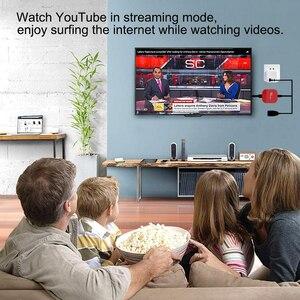 Image 4 - HDMI جهاز استقبال للتليفزيون اللاسلكية 5G جهاز دونجل للعرض مزود بخاصية WiFi محول كامل HD 1080P DLNA البث Miracast جهاز استقبال للتليفزيون للهاتف التلفزيون الكمبيوتر