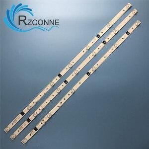 Image 2 - LED תאורה אחורית רצועת מנורת עבור LED39C310A JS D JP3910 071EC JS D JP3910 061EC E39DU1000 MCPCB