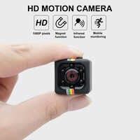SQ11 Mini Camera HD 960P Sensor Night Vision Camcorder Motion DVR Micro Camera Sport DV Video small Camera cam SQ 11