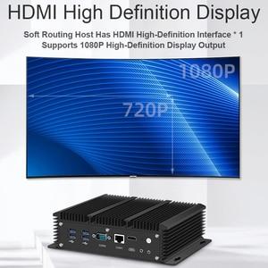 Image 5 - Mini Pc Intel Core i5 7200U i3 7100U i7 6 LAN 211at Gigabit Ethernet HDMI 2*RS232 Firewall Router PFsense Aes Ni Pocket Computer