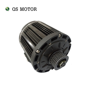 QS Motor 3000W 138 70H mid drive motor powerful 72V 6200rpm center motor for electric motorcycle and bike
