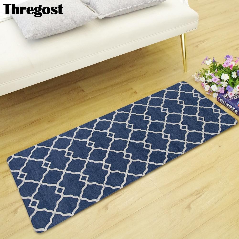 Geometric Printed Floor Mats Door Mats Indoor Home Decor Mat