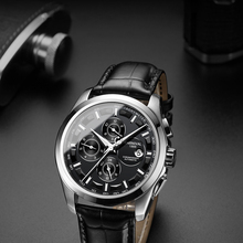CARNIVAL 3D Engraving luksusowa marka Sportswear Men Mechanical Watches Waterpro