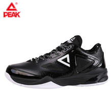 PEAK Basketball Shoes TONY PARKER IV Men Sneakers Outdoor Sports Cushioning Breathable for E61323A