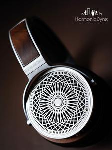 Image 2 - HarmonicDyne Zeus Over Headphone Headset Acoustic 50mm Dynamic Hifi Music Monitor Audiophile Musician Stereo MMCX Headset