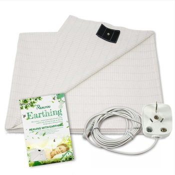 Grounded Half-piece Antibacterial Conductive Pad Sheets With Grounding Cable