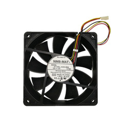 12CM 12V 0.72a 4710kl-04w-b56 Four-Wire PWM Temperature Controlled Cooling Fan 6months Warranty