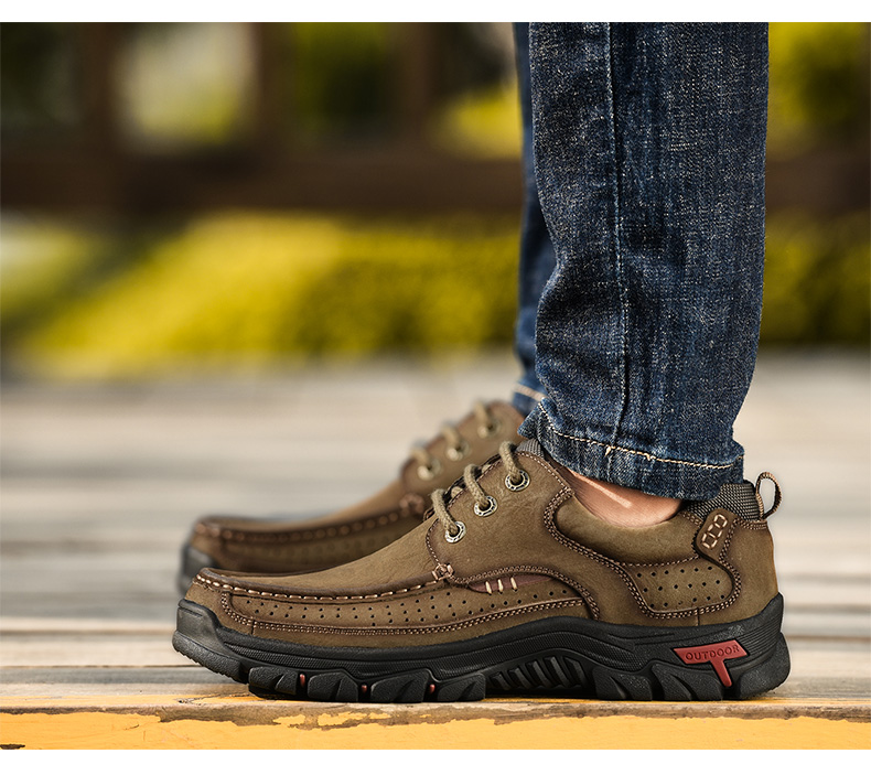 H402a7d292b1c4f088753b057fd9733faB 2019 New Men Shoes Genuine Leather Men Flats Loafers High Quality Outdoor Men Sneakers Male Casual Shoes Plus Size 48