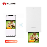 Huawei AR Portable Printer Photo Pocket Mini Printer DIY Photo Printers for Smartphones Bluetooth 4.1 300dpi Printer