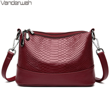 Fashion Snake Pattern Bag Ladies Luxury Handbags Designer Messenger Bags for Women Three layer Main Bag Tendencia 2020 Mujer