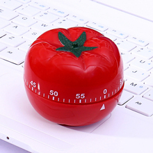 Kitchen Timer Mechanical-Timer Stopwatch Tomato Cooking-Shower Study 60-Minute Visual-Countdown