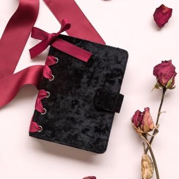 2020 Kinbor Agenda Handbook Girl Heart Diary Morandi Color Schedule Ins Wind Account Bandage Weekly Daily Planner Notebook