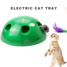 Игрушка для кошек Pop Play игрушечный мяч для питомца POP N PLAY устройство для когтеточки для кошек забавные игрушки для кошек