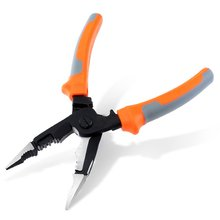 5 In 1 Needle Nose Wire Stripper Pliers 8