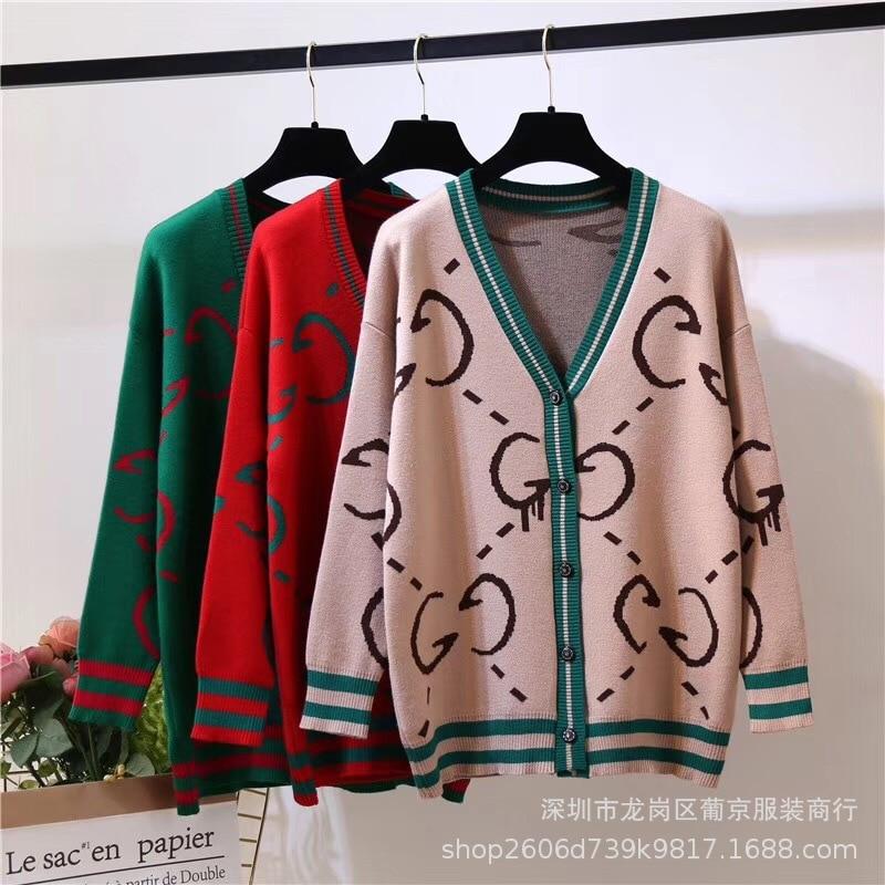 Autumn New Style Rabbit Fur Blended WOMEN'S Knitted Coat Autumn Thin Sweater Women's on AliExpress