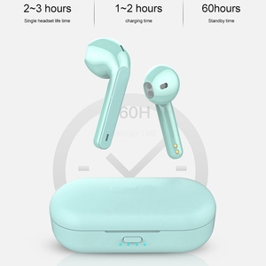 Image 4 - KISSCASE For Xiaomi mi Redmi Airdots TWS Bluetooth 5.0 Earphone Stereo Wireless Noise Cancellation With Mic Handsfree Earbuds