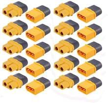 MCIGICM 10 пар разъемов XT60H (обновление XT60), гнездовые и гнездовые разъемы питания
