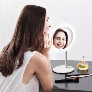 Image 5 - AMIRO HD Makeup Mirror Daylight Mirror Vanity Make up Mirrors Lamp USB Charging Lights Health Beauty Adjustable