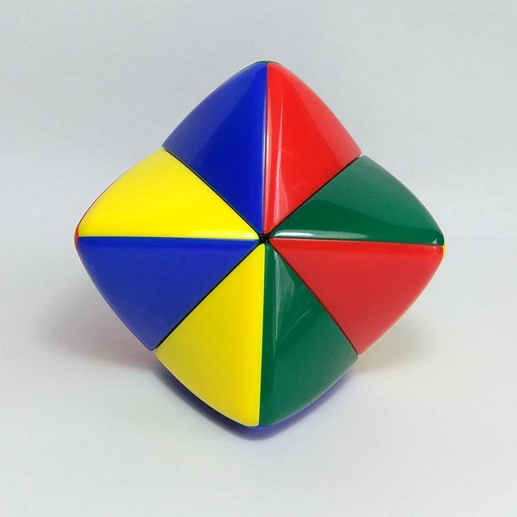 ShengShou Mastermorphix 3x3 2x2 Puzzle Magic Cube Sengso Rice Dumpling Speed Professional Pyramorphix Educational Toys Children
