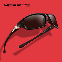 MERRYS DESIGN Men Polarized Outdoor sports Sunglasses Male G