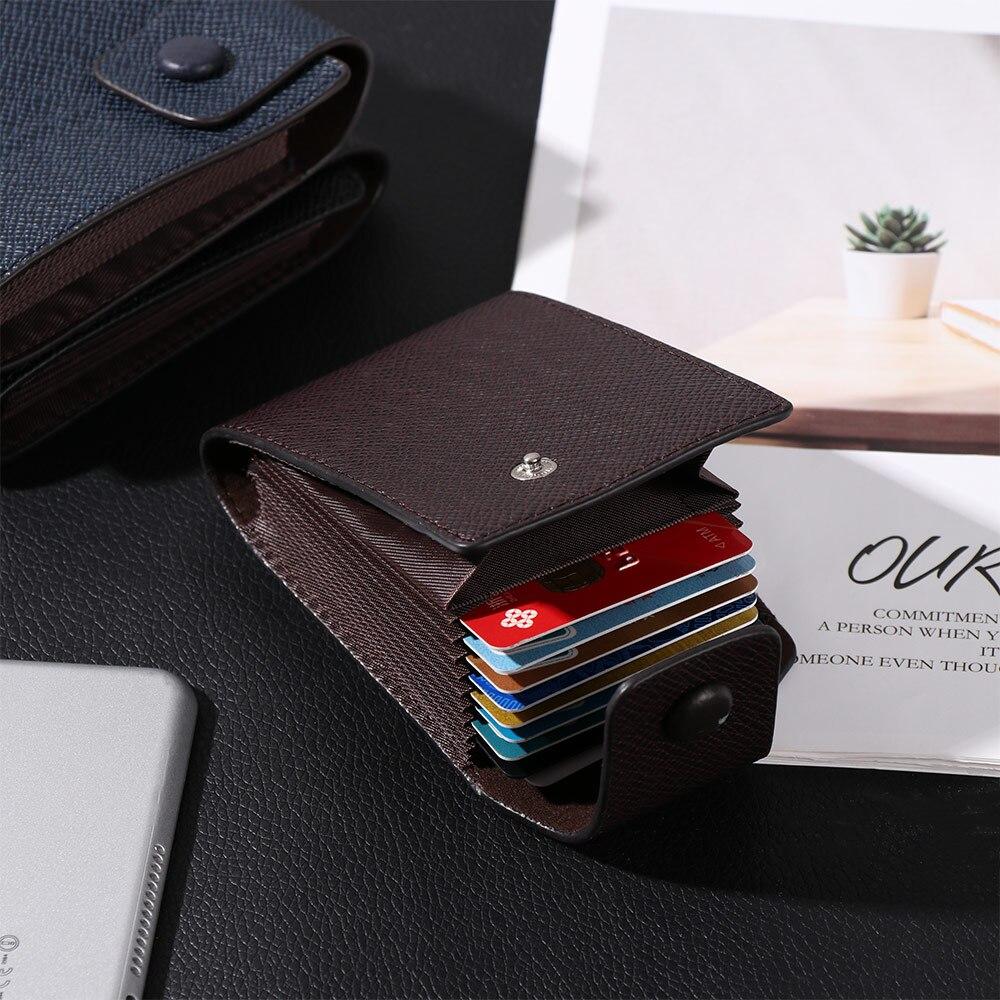 New Style Card Holder Bank Credit Card ID Card Holder Case Bag Wallet Holder