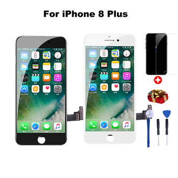 Grade AAA+++LCD Display For iPhone  iphone 6 lcd screen replacement with Touch Screen Digitizer Assembly 5 6 7 lcd 8Plus dispay factory quality ips lcd display 7 85 for supra m847g internal lcd screen monitor panel 1024x768 replacement