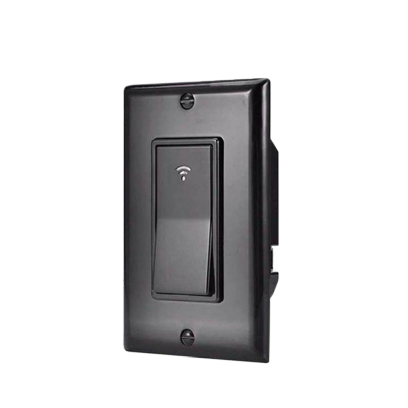 WiFi Smart Switch Wall Light Remote Control Alexa Voice Control Practical US 118 Smart Switch