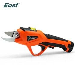 EAST Power Tools 3,6 V Li-Ion Batterie Cordless Gartenschere Zweig Cutter Elektrische Obst Beschneiden Werkzeug Scher zu Ol Obst ET1505