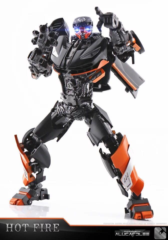 Transformation Hot Rod Soul MPM Scale Movie 5 HIRE Rodimus Alloy Action FIgure Robot Toys